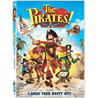 The Pirates! Band of Misfits / Les pirates! Bande de nuls