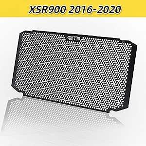 Xsr 900 Kühler Kühlerschutz Wasserkühlerschutz Kühlerabdeckung Schutzgitter Für Yamaha Xsr900 2016 2017 2018 2019 2020 Auto
