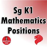 Sg K1 Mathematics - Positions