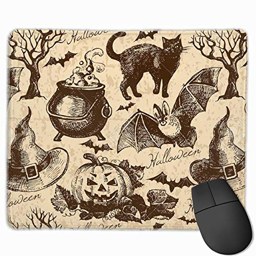 y Party Mouse Gaming Mouse Pad Non-Slip Smooth Desk Mat Washable Material 7.1 x 8.7 Inches(18x22CM) ()