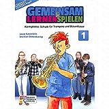 Ensemble apprendre + jouer 1-arrangés pour trompette [Notes/sheetm usic] Compositeur: Olden Kamp Michele + KASTELEIN JAAP