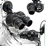 SunSun JVP-202A Strömungspumpe Wavemaker Saughalter 12000l/h 24W Aquarium Wasser Pumpe