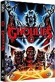 Die Ghoulies  auf 222 limitiertes Mediabook Cover B - Blu-ray