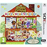 Animal Crossing: Happy Home Designer + 1 Tarjeta Amiibo + Pack 3 Tarjetas Amiibo
