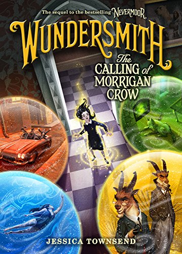 Wundersmith: The Calling of Morrigan Crow (Nevermoor) por Jessica Townsend