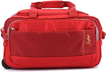 Skybags Italy 52 cms Red Travel Duffle (DFTITA52RED)