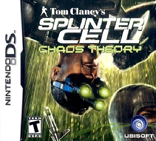 Tom Clancy's Splinter Cell Chaos Theory (import edition) Nintendo DS Japanese by UbiSoft(World) (Splinter Ds Cell)