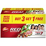 Dabur Red Paste - 600 g (Buy 3 Get 1 Free)