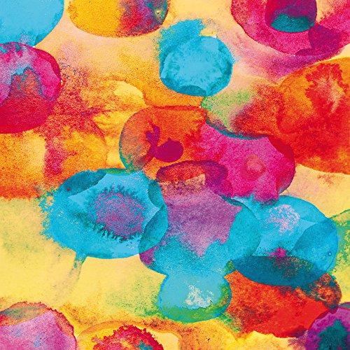 Apple iPhone 5s Housse Étui Protection Coque Peinture à l'eau Fleurs Fleurs CasDur anthracite clair