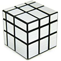 BABAPUR 3x3 Silver Mirror Cube