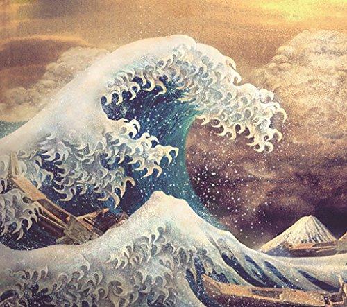 xkjymx Hängende Stoff dekorative Stoff Mandala Blumenmuster drucken Tapisserie Bild 5 150X100cm