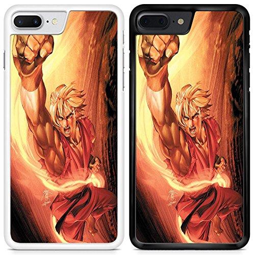 Leichter Street Fighter (Street Fighter kundenspezifische Printed Handyhülle für Samsung Galaxy S9 / SF07)