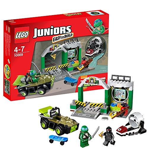 Lego Juniors 10669 - Turtle (Mädchen Turtle Das Ninja)