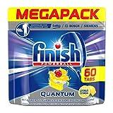 Finish Quantum Megapack Citrus 60 Tabs, 930 g