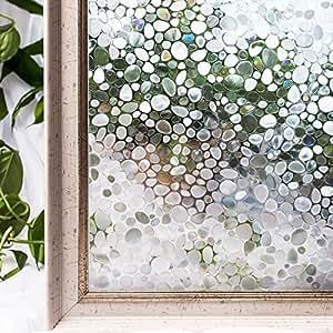 Cottoncolors film adhesif decoratif pour fen tre 3d for Adhesif pour fenetre