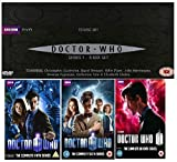 Doctor Who Complete BBC TV Series Collection [39 Discs] DVD Box Set Season 1, 2, 3, 4, 5, 6, 7 Specials Extras by Christopher Eccleston