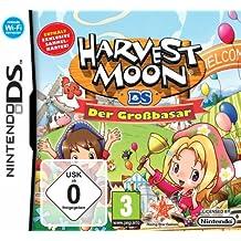 Harvest Moon DS: Der Großbasar [Importación alemana]