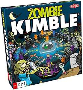 Tactic Zombie Kimble Niños y Adultos Juego de Mesa de Carreras - Juego de Tablero (Juego de Mesa de Carreras, Niños y Adultos, 15 min, Niño, 5 año(s), 99 año(s))