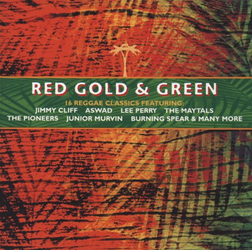Red, Gold And Green
