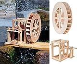 matches21 Da Vinci historischer Wechsel-Mechanismus Rotation / changierend Wasserrad Bausatz Werkset ab 12 J.
