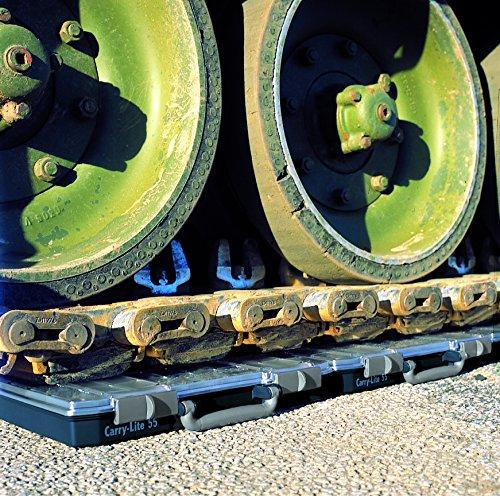 raaco Sortimentskoffer CarryLite 150-9, blau, 136341 - 3