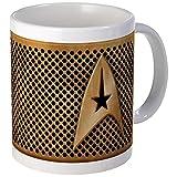 CafePress - Star Trek - Unique Coffee Mug, 11oz Coffee Cup by CafePress