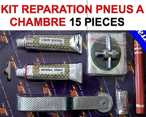 RARE KIT DE REPARATION PNEUS A CHAMBRE (RUSTINES) ! KIT