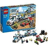 LEGO City 60049 - Polizei Hubschrauber Transporter - LEGO