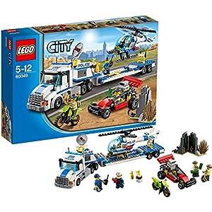 LEGO City - 60049 - L'elicottero di Trasporto 0885123518348 LEGO
