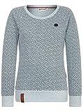 Naketano Damen Sweater Geist Der Weihnacht Sweater