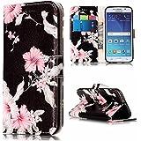 Coque pour Samsung Galaxy S6 Housse de protection horizontale Housse de portefeuille en cuir PU de luxe avec fermeture magnétique et porte-cartes et porte-billets ( Color : H )