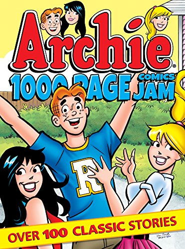 Archie 1000 Page Comics Jam (Archie 1000 Page Digests) (English Edition)