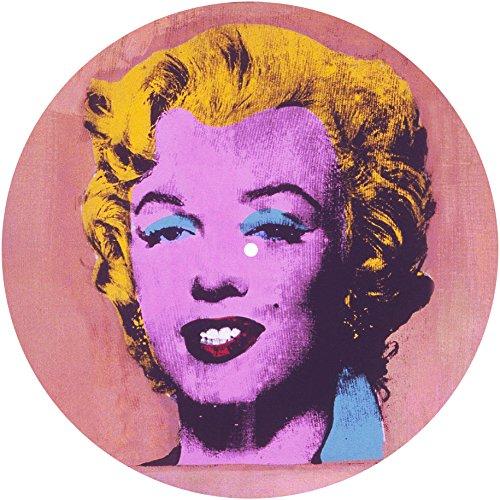 - Slipmat - panno feltro per giradischi vinile'Marilyn Monroe' TB-003
