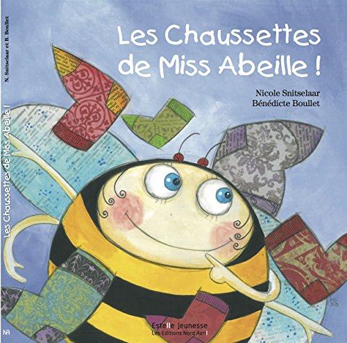 Les chaussettes de Miss abeille: Livre illustré pour enfant