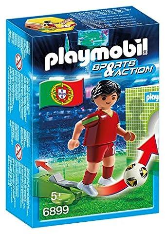 Playmobil - 6899 - Joueur de foot