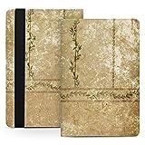 Archos 101c Platinum Stand Up Tasche - Garland Leaves