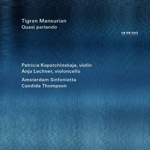 Mansurian: Four Serious Songs For Violin And String Orchestra - II. Andante mosso, agitato