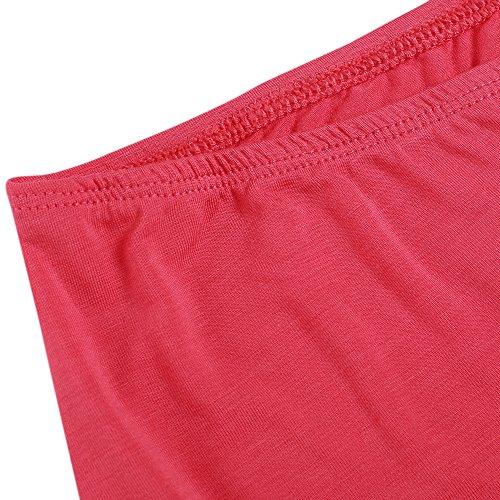 ZEARO Slip Damen Hipster Modal Unterwäsche Soft Panties Schwarz