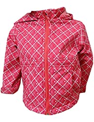 Outburst - Baby Mädchen Softshelljacke Funktionsjacke winddicht und wasserabweisend, pink - 8453802