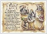 Geschenk Juristen Jurist Richter Präsent Zeichnung Color 30 x 21 cm
