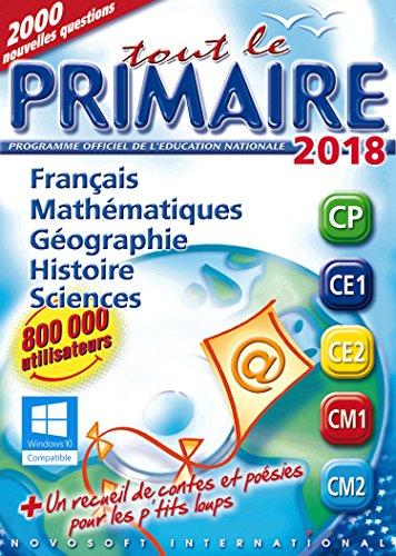 TOUT LE PRIMAIRE 2018 pour Windows (XP, 7, 8, 10)