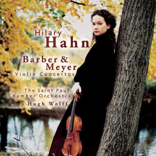 Barber, Meyer: Violin Concertos