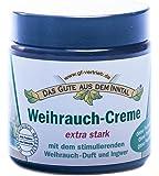 Weihrauchcreme extra stark mit Boswellia Carterii - 110 ml