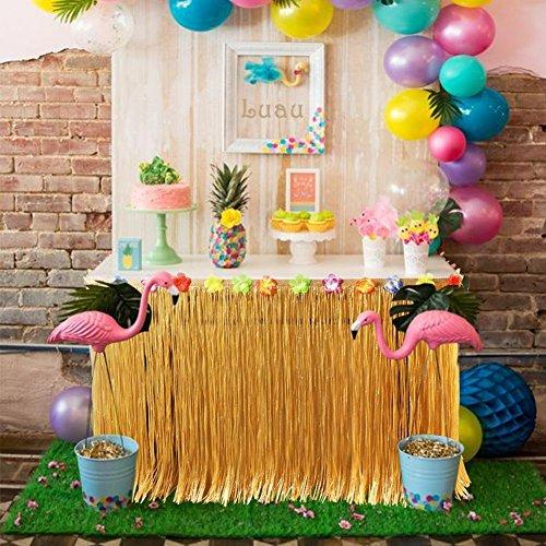 Hawaiian-Luau-mesa-falda-faldn-de-hierba-con-diseo-de-csped-y-sinttica-flores-Hula-falda-de-mesa-decoracin-para-fiestas-eventos-cumpleaos-celebracin-feierna
