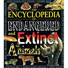 Awesome Ency Of Endangered/Ext (Encyclopedia Of...) by Michael Bright (2001-09-01)