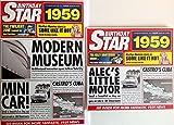 1959Geburtstag Geschenken-1959Geburtstag Star DVD, Compilation CD und 1959Grußkarte