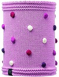 Buff pañuelo multifuncional para niños cuello de forro polar de punto Varios colores Arise Talla:talla única