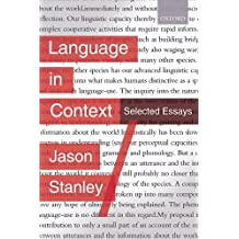Language in Context: Selected Essays (English Edition)