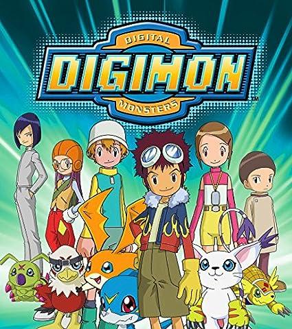 Digimon Adventure Bokura no War Game (24x27 inch, 60x68 cm) Silk Poster Seide Poster PJ1A-1380