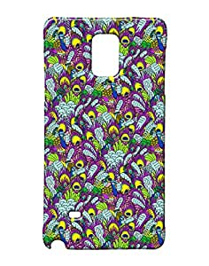 Pickpattern Back Cover for Samsung Galaxy Note 4